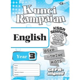 Tahun 3 Kunci Rampaian English