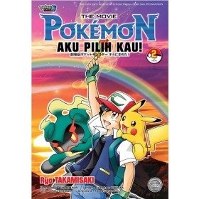 POKÉMON THE MOVIE: AKU PILIH KAU! 02
