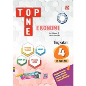 TINGKATAN 4 TOP ONE EKONOMI