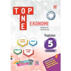 TINGKATAN 5 TOP ONE EKONOMI