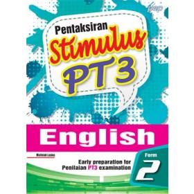 TINGKATAN 2 PENTAKSIRAN STIMULUS PT3 ENGLISH