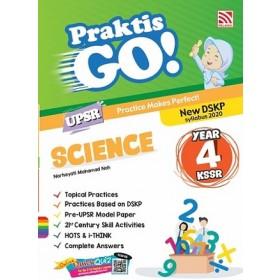 Tahun 4 Praktis Go! Science