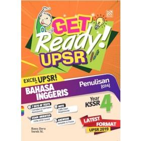 Tahun 4 Get Ready! UPSR Bahasa Inggeris (Penulisan)