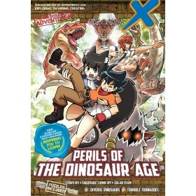 X-VENTURE GAA 30: PERILS OF THE DINOSAUR AGE