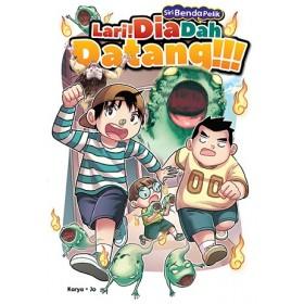 SIRI BENDA PELIK 01: LARI! DIA DAH DATANG!!!