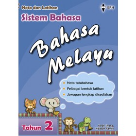 Tahun 2 Nota & Latihan Sistem Bahasa Bahasa Melayu