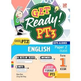 TINGKATAN 1 GET READY! PT3 ENGLISH(PAPER 2)