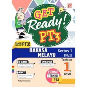 TINGKATAN 1 GET READY! PT3 BAHASA MELAYU(KERTAS 1)