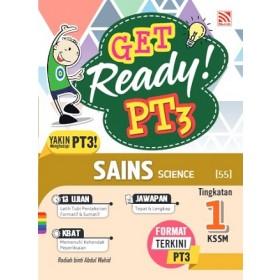TINGKATAN 1 GET READY! PT3 SAINS