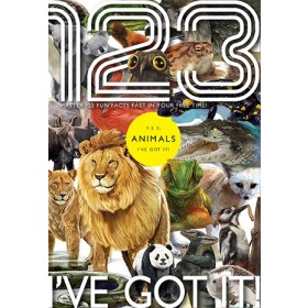 MB0006-12 1-2-3, I've Got It!: Animals