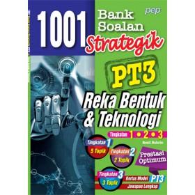 1001 BANK SOALAN STRATEGIK PT3 REKA BENTUK & TEKNOLOGI
