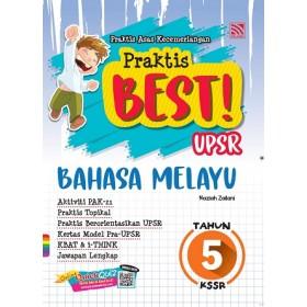 Tahun 5 Praktis BEST! UPSR Bahasa Melayu