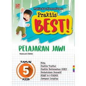 Tahun 5 Praktis BEST! Pelajaran Jawi