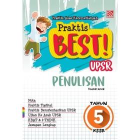 Tahun 5 Praktis BEST! UPSR Penulisan