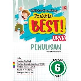 Tahun 6 Praktis BEST! UPSR Penulisan