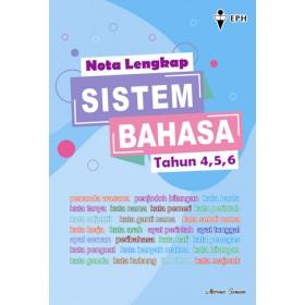 Tahun 4-6 Nota Lengkap Sistem Bahasa Bahasa Melayu (Tahap 2)