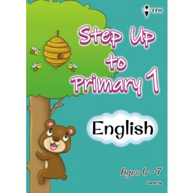 Step Up to Primary 1 English