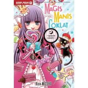 MAGIS MANIS COKLAT 19 : QUEEN CANDY