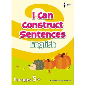 (Umur 5+) I Can Construct Sentences English