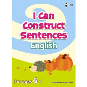 (Umur 6+) I Can Construct Sentences English