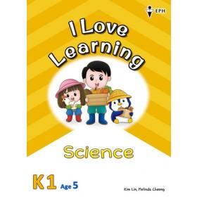 K1 I Love Learning Science