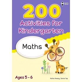 200 Activities Kindergarten Maths