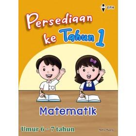 Persediaan ke Tahun 1 Matematik (Bahasa Melayu)