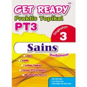 TINGKATAN 3 GET READY PRAKTIS TOPIKAL PT3 SAINS