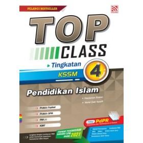 TINGKATAN 4 TOP CLASS PENDIDIKAN ISLAM