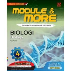TINGKATAN 4 MODULE & MORE BIOLOGI