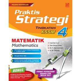 TINGKATAN 4 PRAKTIS STRATEGI MATEMATIK (BILINGUAL)