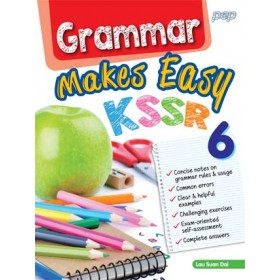 Tahun 6 Grammar Makes Easy
