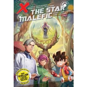 X-Venture Terran Defenders 11: The Star Malefic