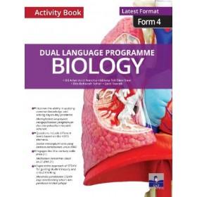 TINGKATAN 4 DUAL LANGUAGE PROGRAMME BIOLOGY ACTIVITY BOOK