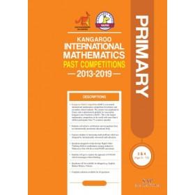 P3-4 Kangaroo International Mathematics Past Competitions (2013-2019)