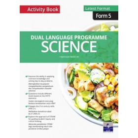 TINGKATAN 5 DUAL LANGUAGE PROGRAMME SCIENCE ACTIVITY BOOK