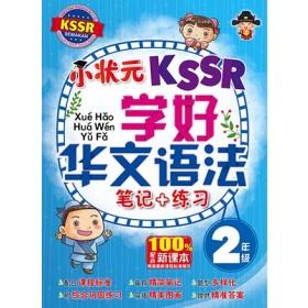 二年级 小状元学好华文语法 < Primary 2 Xue Hao Hua Wen Yu Fa SJK  >
