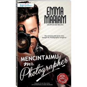 MENCINTAI MR PHOTOGRAPHER