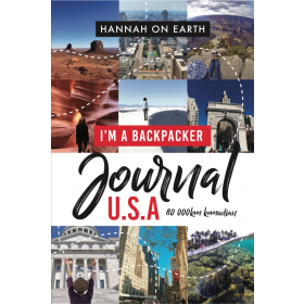 I'M A BACKPACKER: JOURNAL USA