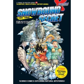 X-VENTURE XTREME XPLORATION 08: SNOWBOUND SECRET
