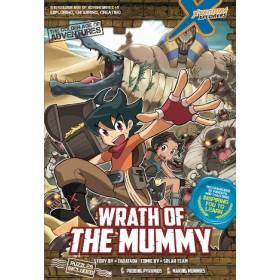 X-VENTURE GAA 01: WRATH OF THE MUMMY