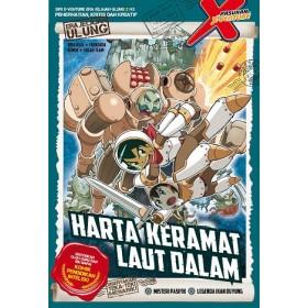 X-VENTURE ERA JELAJAH ULUNG 03: HARTA KERAMAT LAUT DALAM