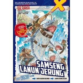 X-VENTURE ERA JELAJAH ULUNG 05: SAMSENG LANUN JERUNG