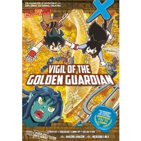X-VENTURE GAA 09: VIGIL OF THE GOLDEN GUARDIAN