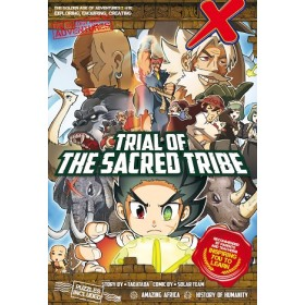 X-VENTURE GAA 10: TRIAL OF THE SACRED TRIBE