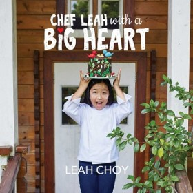 CHEF LEAH WITH A BIG HEART *THEMATIC