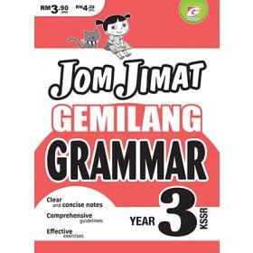 Tahun 3 Jom Jimat Gemilang Grammar SK