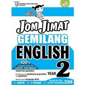 Tahun 2 Jom Jimat CEFR English SK