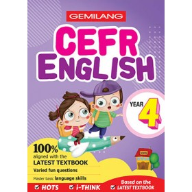Tahun 4 Gemilang CEFR English