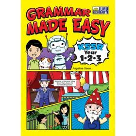 Tahun 1, 2 & 3 Grammar Made Easy